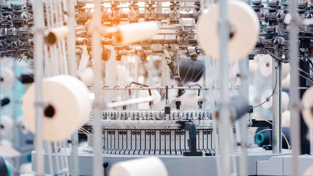 Textildruck Industrie